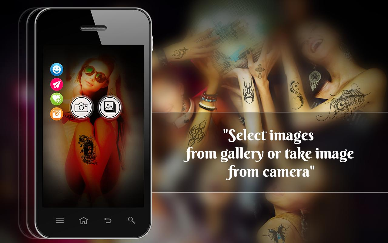 Tattoo On Photo : Tattoo Maker Editor & Creator screenshot 5
