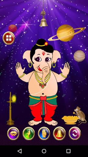 Dancing Ganesha 5 تصوير الشاشة