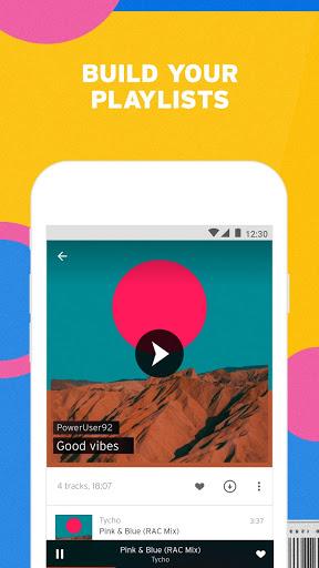 SoundCloud - Play Music, Audio & New Songs 6 تصوير الشاشة