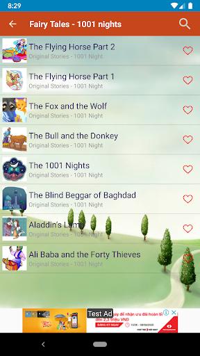 Audio Stories (English Books) screenshot 7