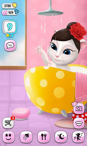 My Talking Angela screenshot 3