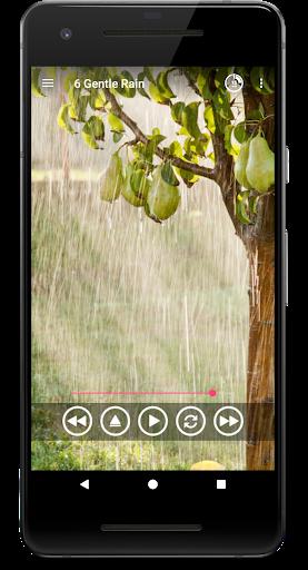 Rain Sounds - Sleep & Relax screenshot 4