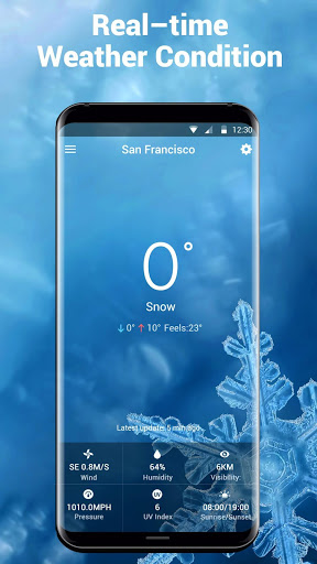 weather and temperature app Pro screenshot 4