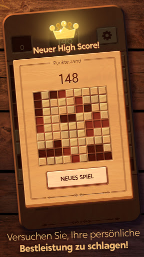 Woodoku: Holzblock-Puzzle-Spiele screenshot 6