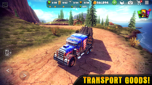 Off The Road - OTR Open World Driving screenshot 3