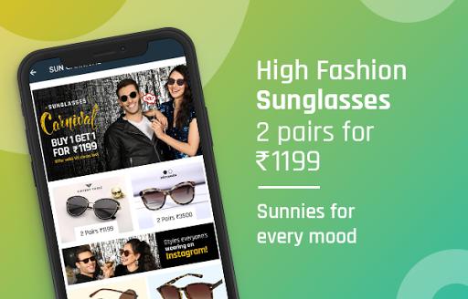 Lenskart: Eyeglasses, Sunglasses, Contact Lens App скриншот 5