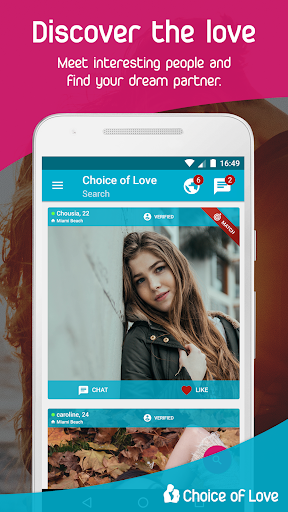 Free Dating & Flirt Chat - Choice of Love 2 تصوير الشاشة