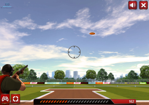 skeet shooting, clay shooting, clay hunt free screenshot 1