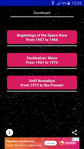 Astronautic Quiz 2 تصوير الشاشة