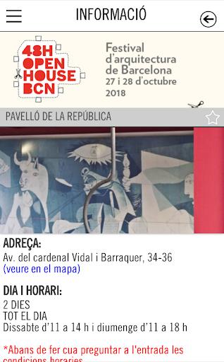 48H Open House BCN 2018 screenshot 4