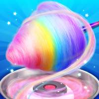 Unicorn Chef Carnival Fair Food: Games for Girls on 9Apps