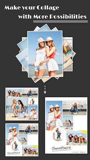 Collage Maker (Layout Grid) - PhotoFancie screenshot 1