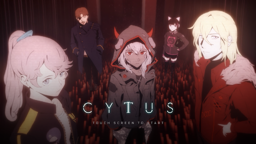 Cytus II screenshot 1