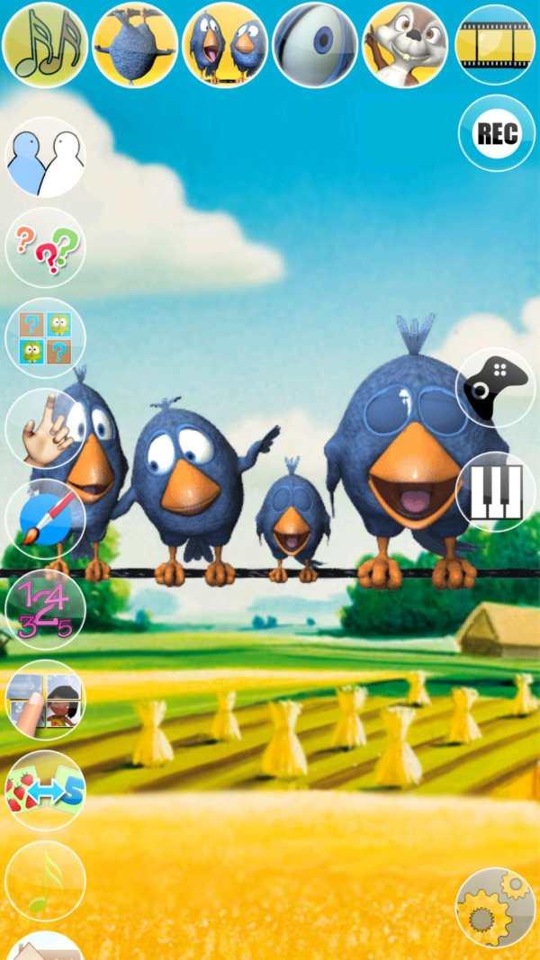 Talking Birds On A Wire screenshot 8