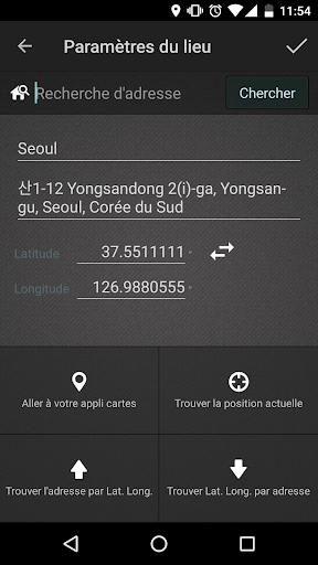 Boussole Niveau et GPS screenshot 6