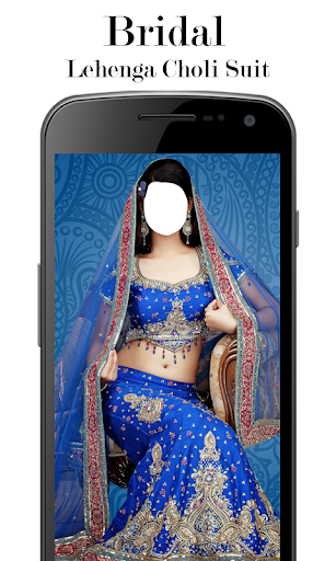 Bridal Lehenga Choli Suit New screenshot 1