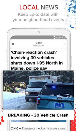 News Home: Breaking News, Local & World News Today 2 تصوير الشاشة