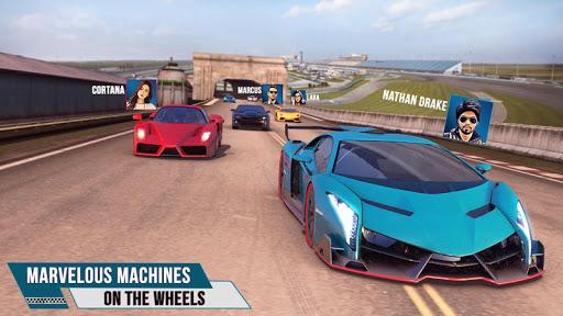 سباق الانجراف العاب سيارات - العاب سباقات السيارات 1 تصوير الشاشة