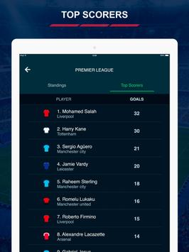 English League Scores स्क्रीनशॉट 9