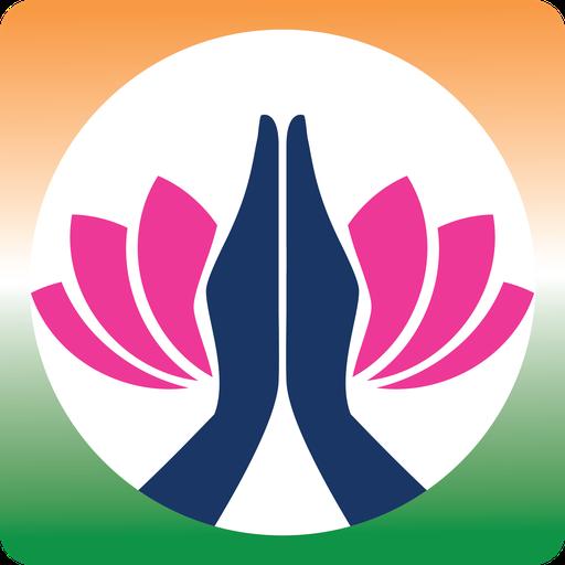 Namaste Bharat icon