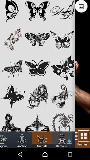 Tattoo my Photo - 2020 screenshot 6