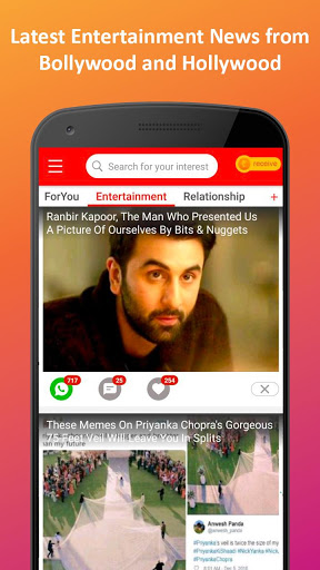 LopScoop-Latest&Breaking News,Hindi India News App screenshot 1