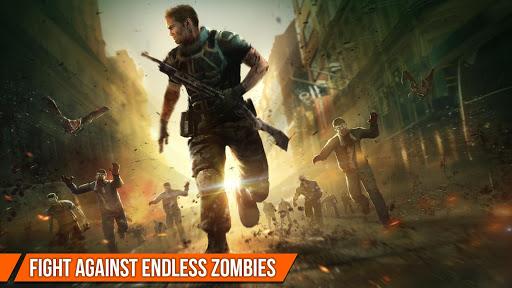 DEAD TARGET: Offline Zombie Games screenshot 14
