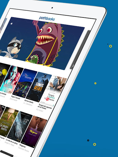Pathbooks - Interactive Audiobooks and Stories скриншот 8