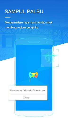 LOCKit - Kunci Aplikasi screenshot 5