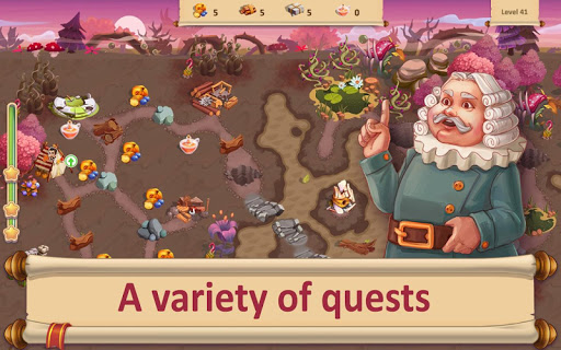 Gnomes Garden 6: The Lost King screenshot 22