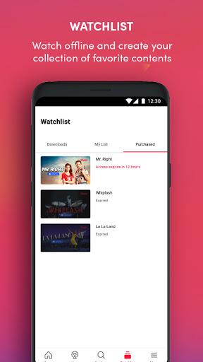 Vidio - Watch Video, TV & Live Streaming स्क्रीनशॉट 8