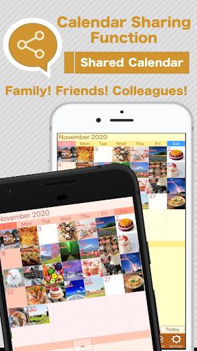 Calendar, Personal Planner & Diary - Jorte screenshot 3