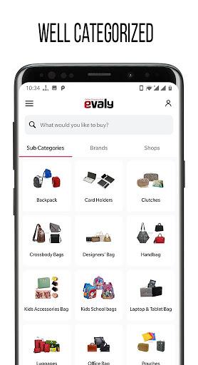 Evaly - Online Shopping Mall 3 تصوير الشاشة