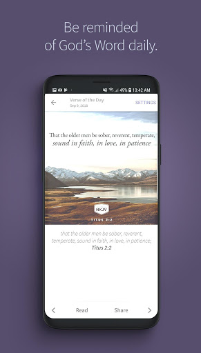 Bible App by Olive Tree screenshot 3