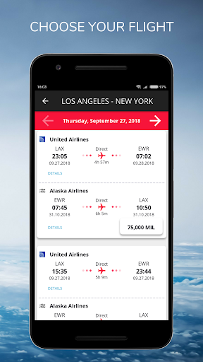 Global Miles - Flight Tickets, Buy Free with Miles screenshot 5