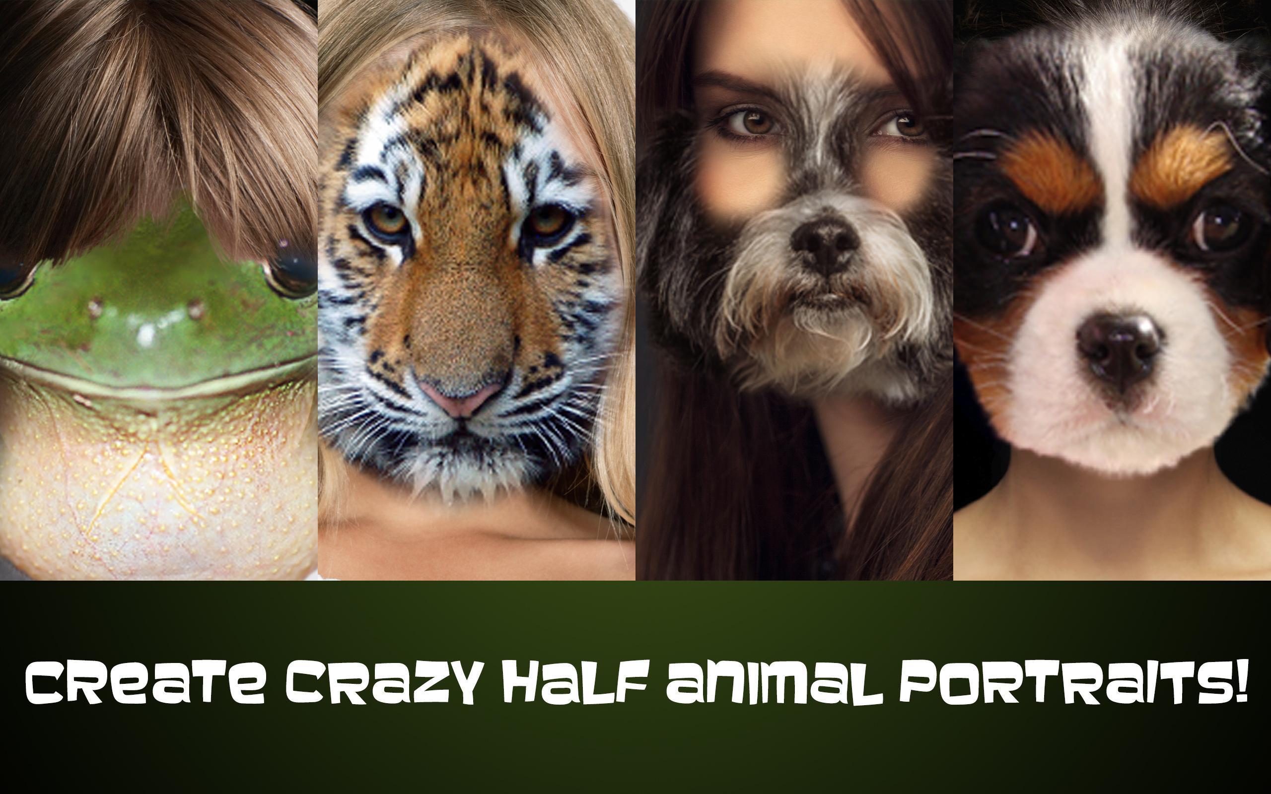 Animal Face Photo screenshot 5