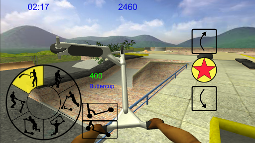 Scooter Freestyle Extreme 3D 3 تصوير الشاشة