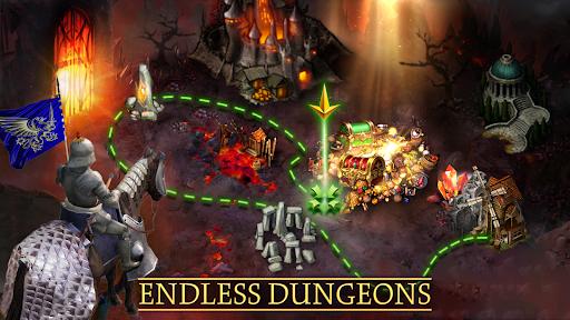 Heroes Magic War screenshot 4