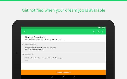 Find job offers - Trovit Jobs 8 تصوير الشاشة