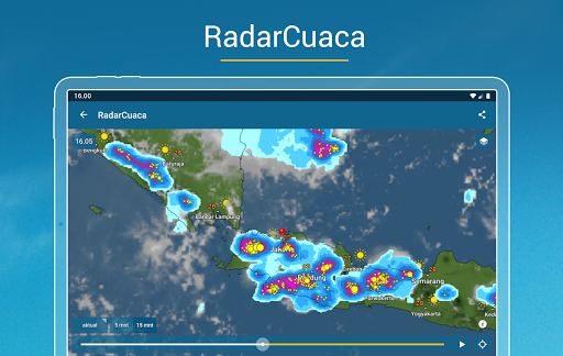 Cuaca & Radar screenshot 8