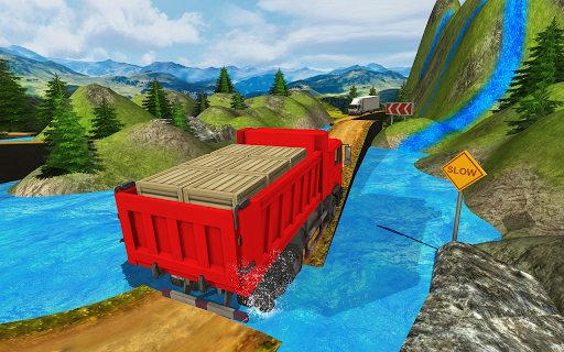 Truck Driver Transporter screenshot 4