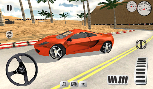 Sport Car Simulator screenshot 11