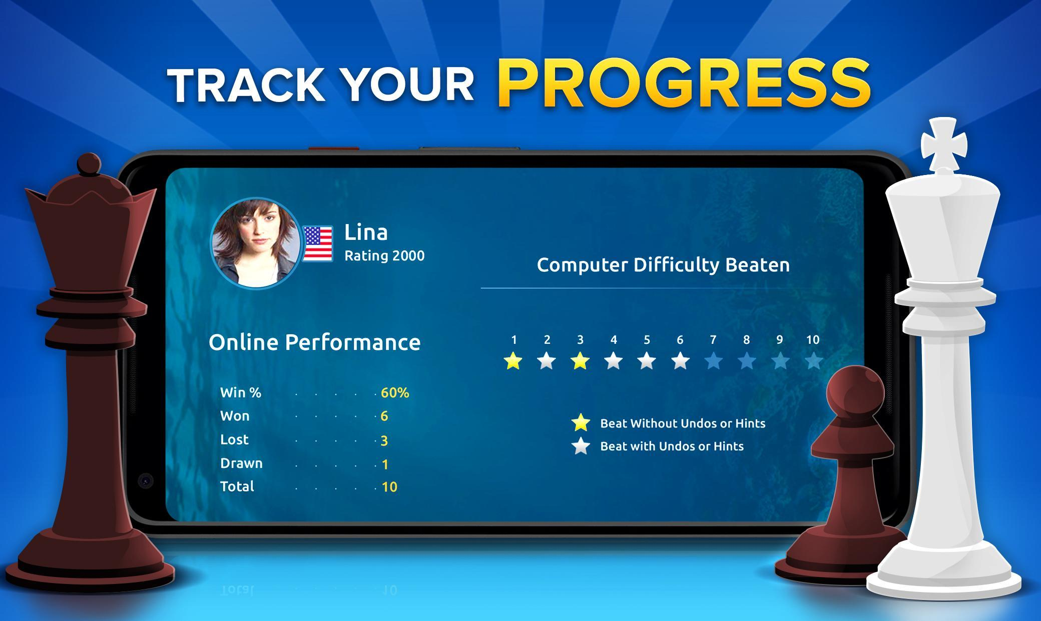 Chess Stars - Play Online screenshot 6