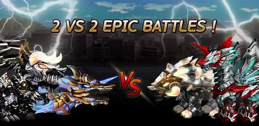Dino War Spino VS Tyranno screenshot 4