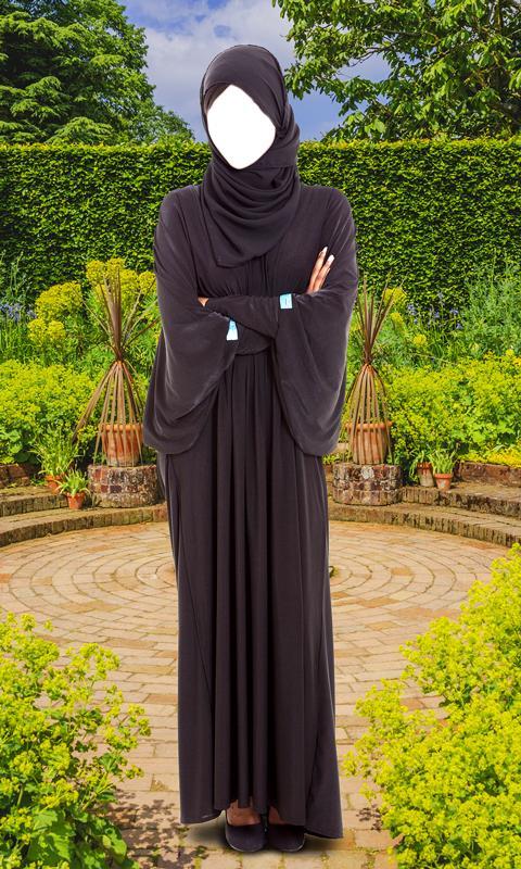 Hijab Fashion Photo Maker - Photo Editor 4 تصوير الشاشة