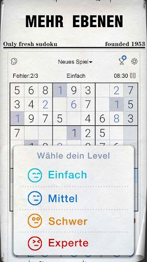 Sudoku - Kostenlose klassische Sudoku Puzzles screenshot 3