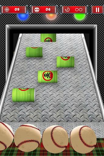 Tin thể đập bể - Hit & Knock Down bóng Shooter 3D screenshot 5