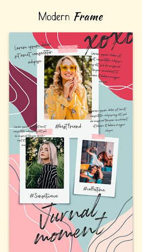 Photo collage, Photo frame screenshot 22