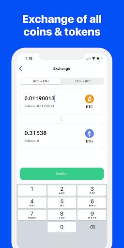 Bitcoin Wallet - Buy BTC 4 تصوير الشاشة