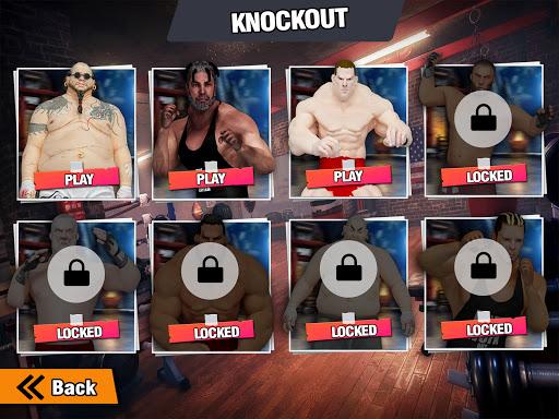 GYM Fighting Games: Bodybuilder Trainer Fight PRO screenshot 9
